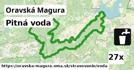 ilustračný obrázok k Pitná voda, Oravská Magura