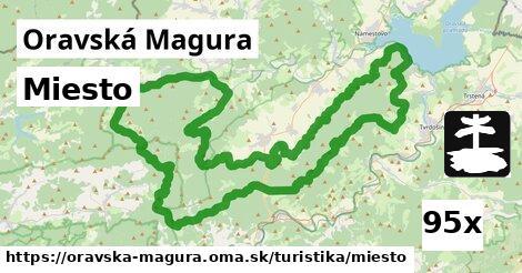 ilustračný obrázok k Miesto, Oravská Magura