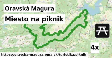 ilustračný obrázok k Miesto na piknik, Oravská Magura