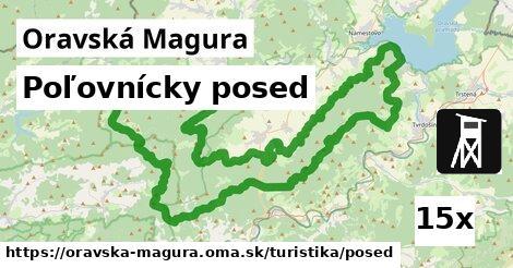 ilustračný obrázok k Poľovnícky posed, Oravská Magura