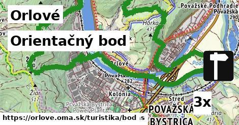 orientačný bod v Orlové