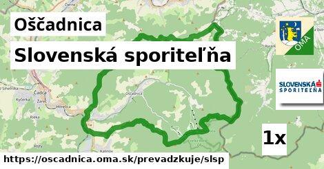 ilustračný obrázok k Slovenská sporiteľňa, Oščadnica