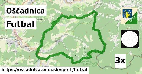 ilustračný obrázok k Futbal, Oščadnica