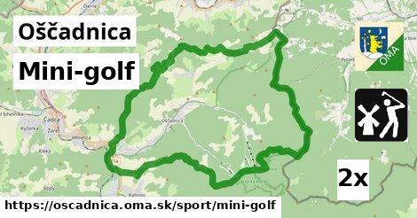 mini-golf v Oščadnica