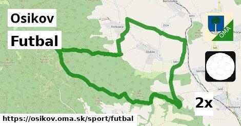futbal v Osikov