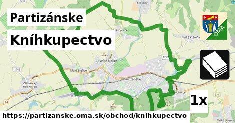 ilustračný obrázok k Kníhkupectvo, Partizánske