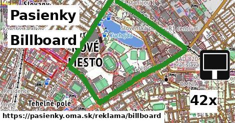 billboard v Pasienky