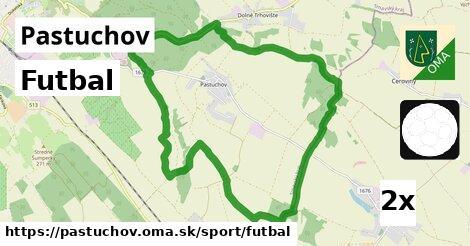 futbal v Pastuchov