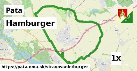 hamburger v Pata