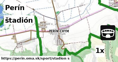 štadión v Perín