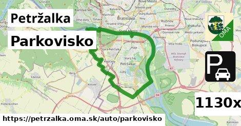 ilustračný obrázok k Parkovisko, Petržalka