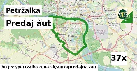 predaj áut v Petržalka