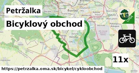 Bicyklový obchod, Petržalka
