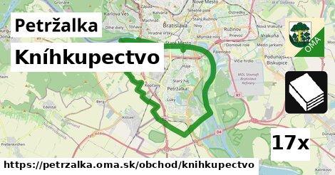 Kníhkupectvo, Petržalka
