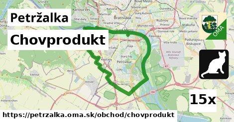 ilustračný obrázok k Chovprodukt, Petržalka