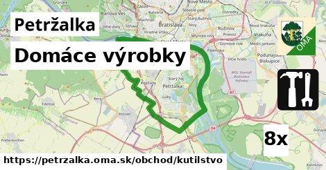 domáce výrobky v Petržalka