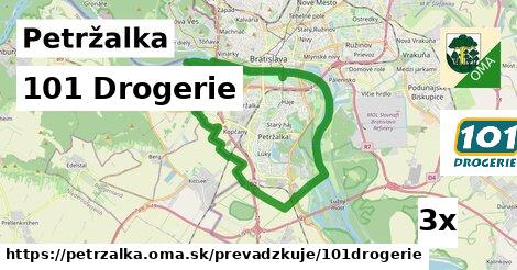 101 Drogerie v Petržalka