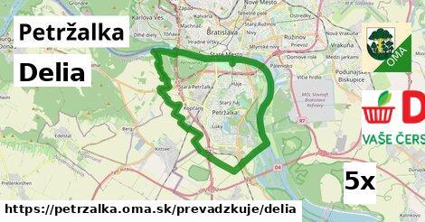 Delia v Petržalka