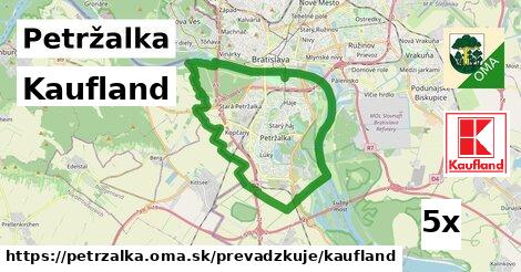 Kaufland v Petržalka