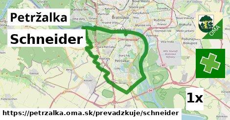 Schneider v Petržalka