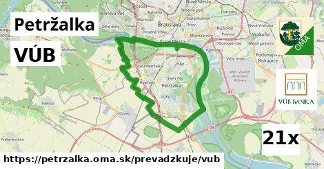 VÚB v Petržalka
