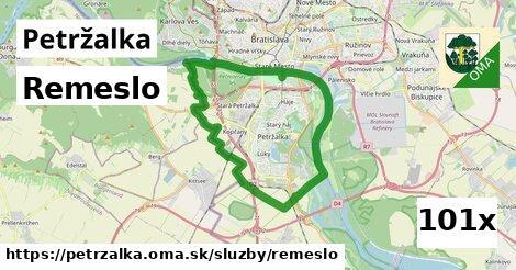 remeslo v Petržalka