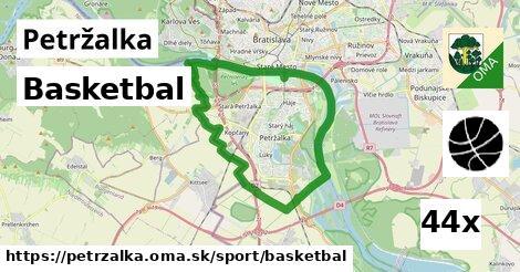 Basketbal, Petržalka