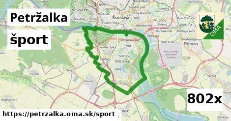 šport v Petržalka