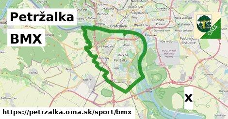 BMX v Petržalka