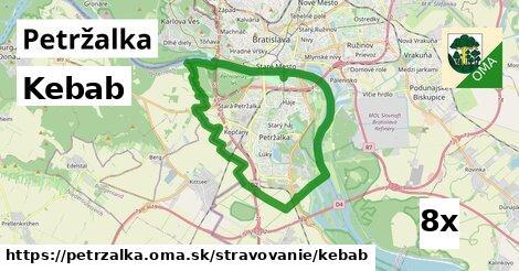 kebab v Petržalka