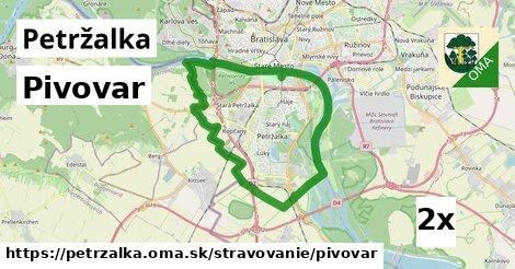 ilustračný obrázok k Pivovar, Petržalka