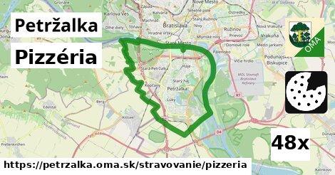 ilustračný obrázok k Pizzéria, Petržalka