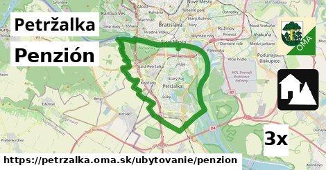 penzión v Petržalka