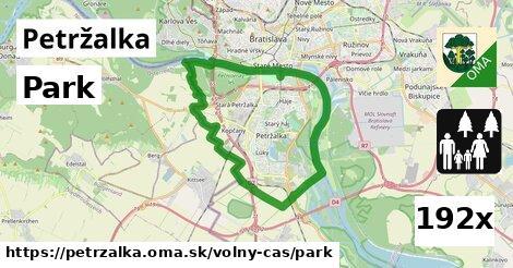park v Petržalka