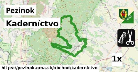 ilustračný obrázok k Kaderníctvo, Pezinok