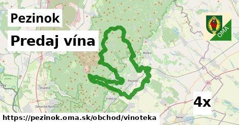 ilustračný obrázok k Predaj vína, Pezinok
