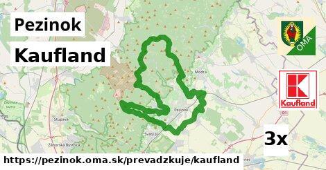Kaufland v Pezinok