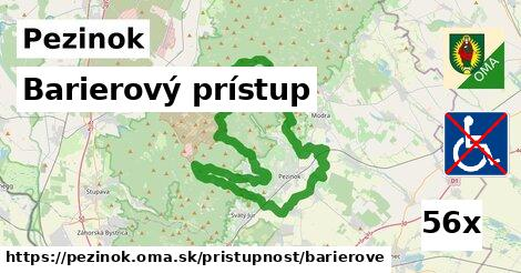 ilustračný obrázok k Barierový prístup, Pezinok