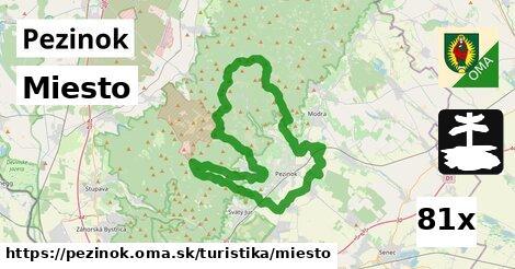 ilustračný obrázok k Miesto, Pezinok
