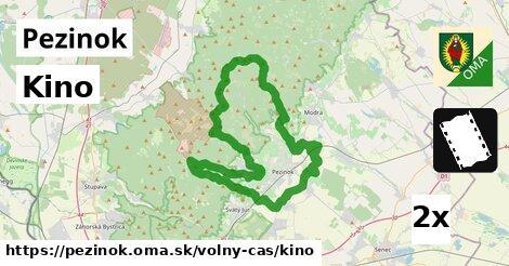 ilustračný obrázok k Kino, Pezinok
