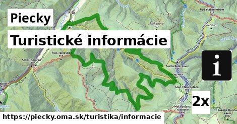 turistické informácie v Piecky