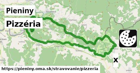 ilustračný obrázok k Pizzéria, Pieniny