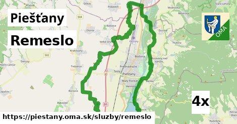remeslo v Piešťany
