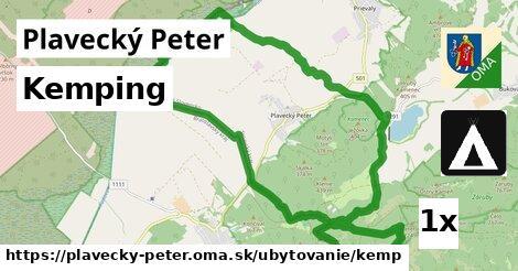 ilustračný obrázok k Kemping, Plavecký Peter