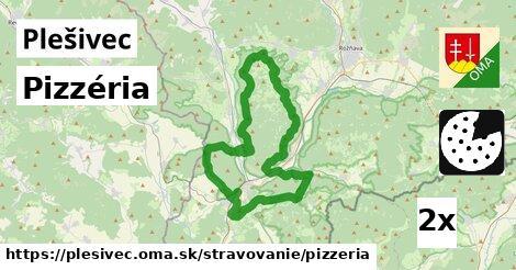 pizzéria v Plešivec