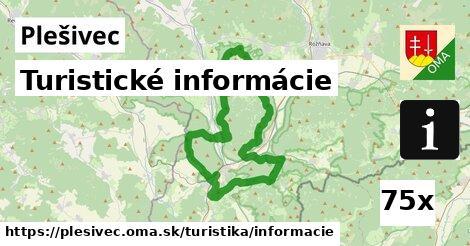 ilustračný obrázok k Turistické informácie, Plešivec