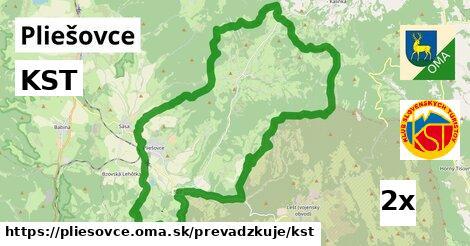 ilustračný obrázok k KST, Pliešovce