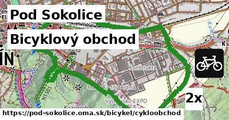 bicyklový obchod v Pod Sokolice