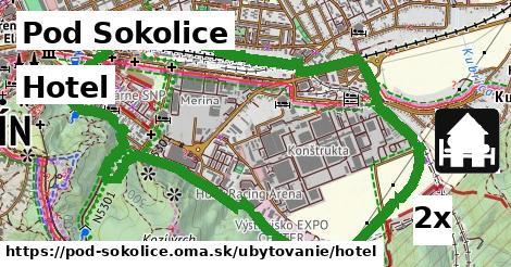 hotel v Pod Sokolice