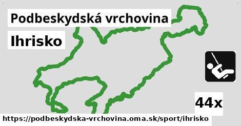ilustračný obrázok k Ihrisko, Podbeskydská vrchovina